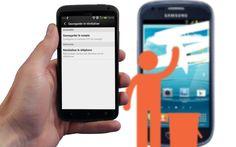 Effacer ses données avant de revendre son smartphone : marche à   la suite ici:http://www.internet-software2015.blogspot.com
