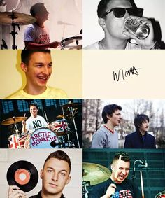 Find images and videos about arctic monkeys and matt helders on We Heart It - the app to get lost in what you love. Alex Turner, Arctic Monkeys, Sheffield, Matt Helders, Cool Fire, Monkey 3, The Last Shadow Puppets, Music Express, Indie Music