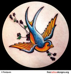 1000 ideas about swallow tattoo meaning on pinterest hip tattoos swallow bird tattoos and. Black Bedroom Furniture Sets. Home Design Ideas