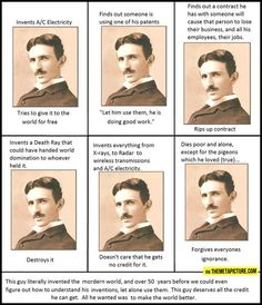 Thank you so much Mr. Tesla...