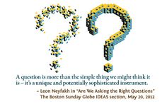 The Right Question Institut. Better Questions Better Decisions