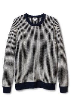 Struck Knit Sweater