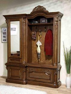 Luxusný rustikálny nábytok - Chodbový nábytok (Predsiene) Cristina