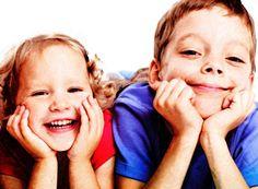 Bewerkte foto kinderen