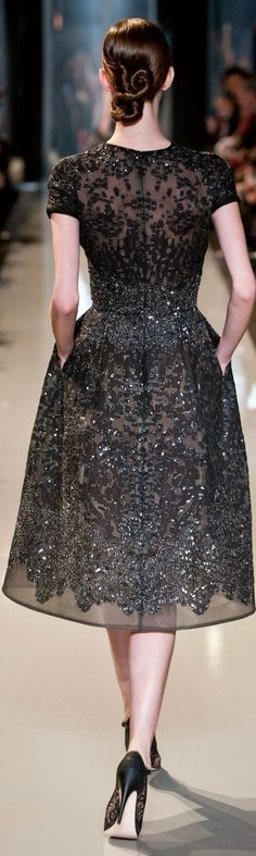 Elie Saab RTW Couture Fashion
