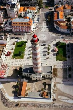 Aveiro harbour and lighthouse, Portugal Algarve, Places Around The World, Around The Worlds, Portuguese Culture, Douro Valley, Iberian Peninsula, Visit Portugal, Famous Places, Atlantic Ocean