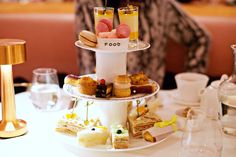 Afternoon Tea at Sketch in London