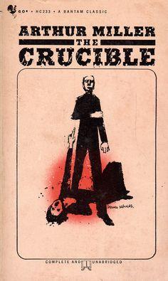 The crucible book cover ideas