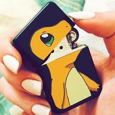 Pokemon Charmander Lighter