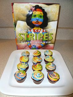 A Bad Case of Stripes activity for early primary (add writing ...