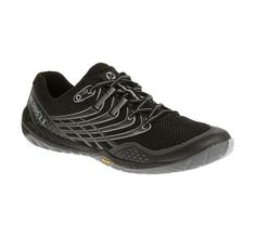 Merrell Trail Glove 3 #Shoes Algiers Black/Light Grey #workout