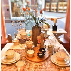 #Stolker Onze lentetafel met o.a. De nieuwe lijn van #RoyalDoulton, Pastels. Vindt u het ook echt iets voor uw sfeervol gedecoreerde paastafel? #Haverstraatpassage #Enschede
