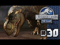 Spinosaurus VS T.rex! Jurassic World The Game Ep 24 HD