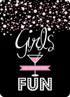 Uuu.. I can so use this logo for my girls wine night e-vites!! Have some martinis, wine, mixed drinks! Stay thirsty my friends, lol!