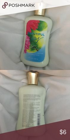 Beautiful Day Lotion Bath and body works Bath and body works beautiful day scented lotion bath and body works Other