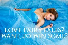 Do you love fairytales? Here's how you can WIN some! #PNR #Romance #Bookgiveaway