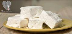 Ricette e Segreti in Cucina : Marshmallow alla vaniglia  fatti in casa