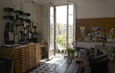 Coworking Space - Estudio Plaza Real, Barcelona, Spain