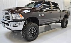 2010 Dodge Ram 2500 Diesel Lifted Truck For Sale