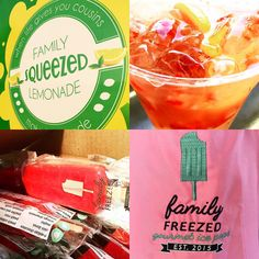 The Deerfoot Mall Drive-In is a family affair ... and so is @familysqueezedlemonade and @familyfreezed pops! #summercool #yycfoodie #sixfootcanasian #6FCA