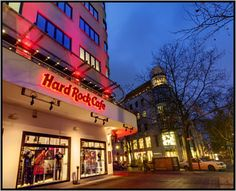 Hard Rock Cafe Berlin - been there!