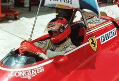 ALWEER 30 JAAR GELEDEN: fatale crash Gilles Villeneuve  #1