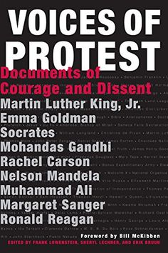 Voices of Protest! (JC328.3 V65 2007)