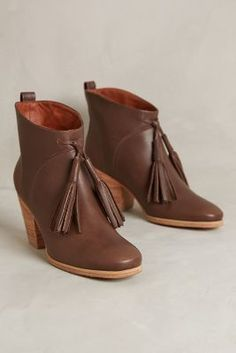 Rachel Comey Bookmark Booties Mud 10 Boots #anthrofave