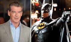 """Pierce Brosnan diz que recusou papel de #Batman nos anos 80: """"Fui ingênuo"""" >> http://glo.bo/1hlbT0a"""