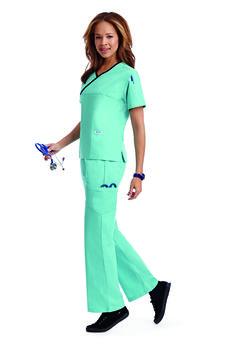 b30a7f1b567 Ladies Scrubs Set | Medical Wear | Nursing | Dixie Uniforms Canada
