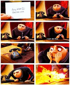Despicable Me 2 ... dating