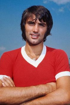 George Best - legendary players to be involved in the game