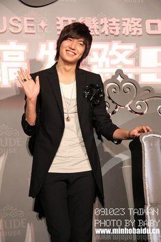 Lee Min Ho, Etude House, 20091023.