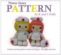 Nurse amigurumi