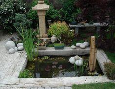ma maison, mon havre de paix :: mon jardin japonais