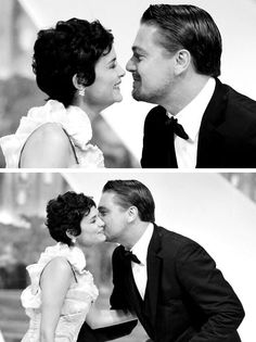 ↳ Leonardo DiCaprio and Audrey Tautou at the Opening Ceremony of the 66th Annual Cannes Film Festival at the Palais des Festivals on May 15, 2013 in Cannes, France.