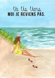 quenalbertini: At the beach by Kanako Art Plage, Little App, Beach Illustration, My Little Paris, Buch Design, Beach Art, Portfolio, Illustrations, All Art