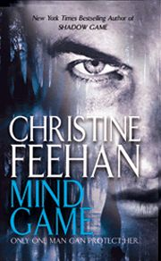 Mind Game by Christine Feehan (i have this one)