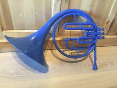 Made myself a blue french Horn HIMYM