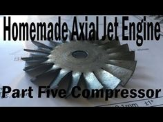 Here I am making 4 out of 5 of the compressor blades. I started off making 4 but realized soon in that my plan of making the blades would not work so I have . Gas Turbine, Jet Engine, Science And Technology, Blade, Engineering, Mini, Homemade, Rockets, Fun Ideas