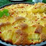 Last minute soft pineapple sponge cake