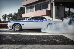 Dodge Unleashed The Hemi-Powered Challenger Drag Pak To The Masses