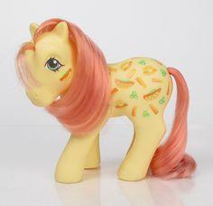 Twice-as-Fancy Pony: Munchy