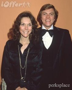 The Carpenters...used to hear all the songs on the radio during my early school years.