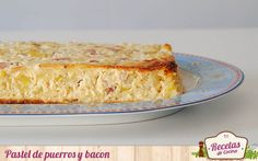 Tostadas, Tapas, Banana Bread, Cheesecake, Appetizers, Desserts, Recipes, Quiches, Yummy Yummy