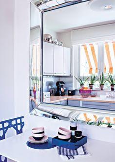 Un appartement aux touches excentriques - Marie Claire Maison