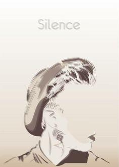 silence Anime, Movies, Movie Posters, Art, Art Background, Films, Film Poster, Kunst, Cartoon Movies
