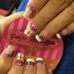 Nail Polish Crafts, Nail Art, Fabulous Nails, Nail Tutorials, How To Do Nails, Makeup Cosmetics, Acrylic Nails, Beauty Hacks, Finger