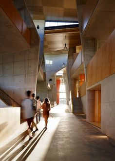 Abedian School of Architecture / CRAB Studio