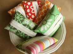 February 4 ~ small tissue covers « Sew,Mama,Sew! Blog